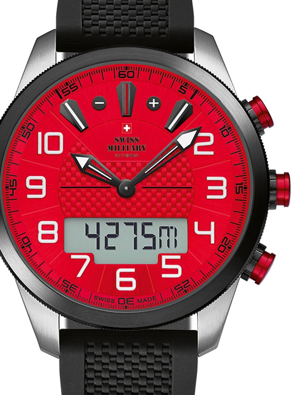 SM34061.02 Ana-Digi Chronograph 45mm 10ATM