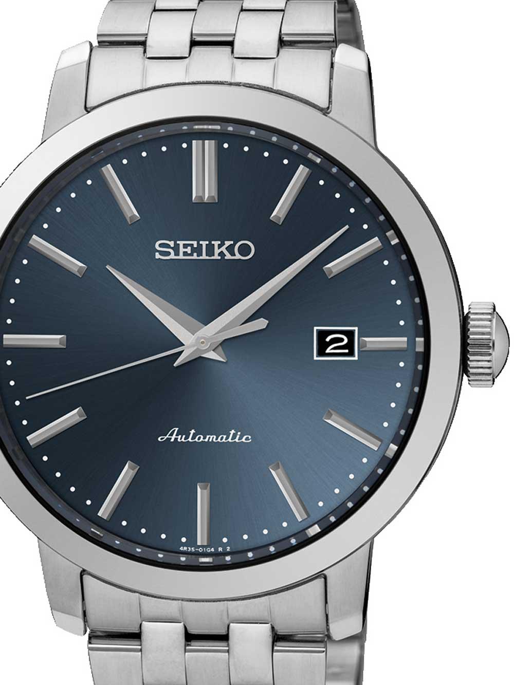 Seiko SRPA25K1 Automatik Herren 42mm 10ATM