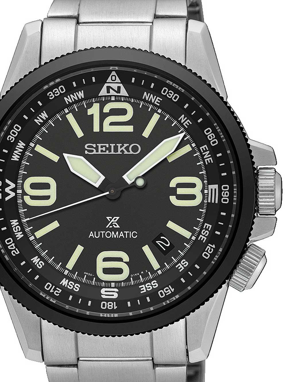 Seiko SRPA71K1 Prospex Automatik Herren 42mm 10ATM