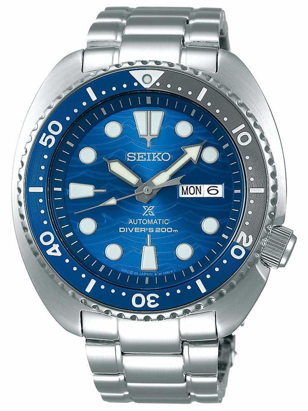 SRPD21K1 Prospex Diver Save the ocean 45mm 20ATM