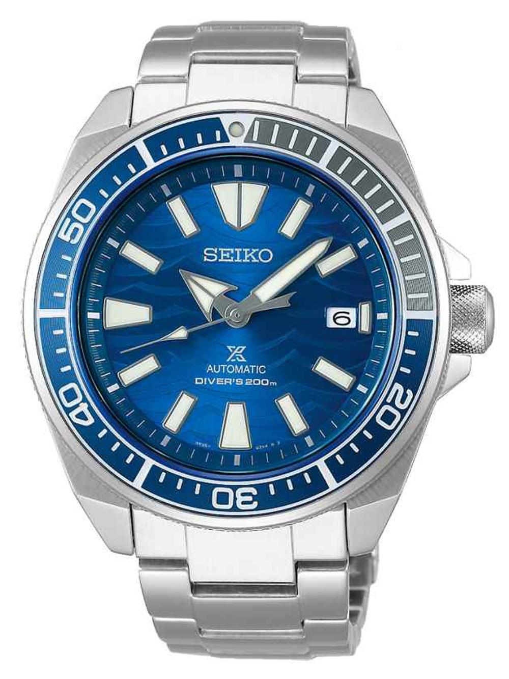 SRPD23K1 Prospex Diver Save the ocean 43mm 20ATM
