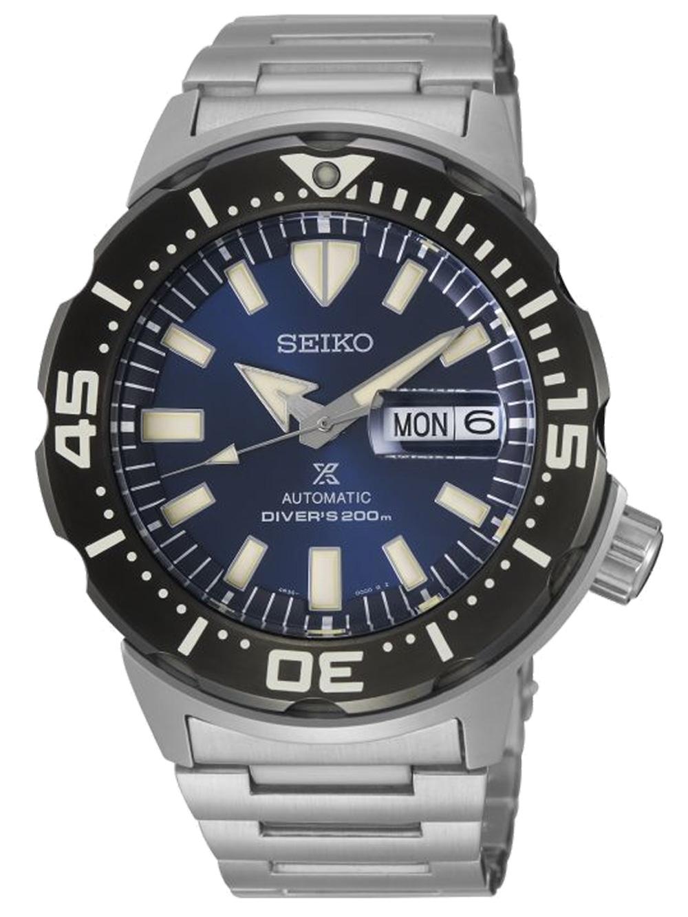 Seiko SRPD25K1 Prospex Diver Automatik Herren 43mm 20ATM
