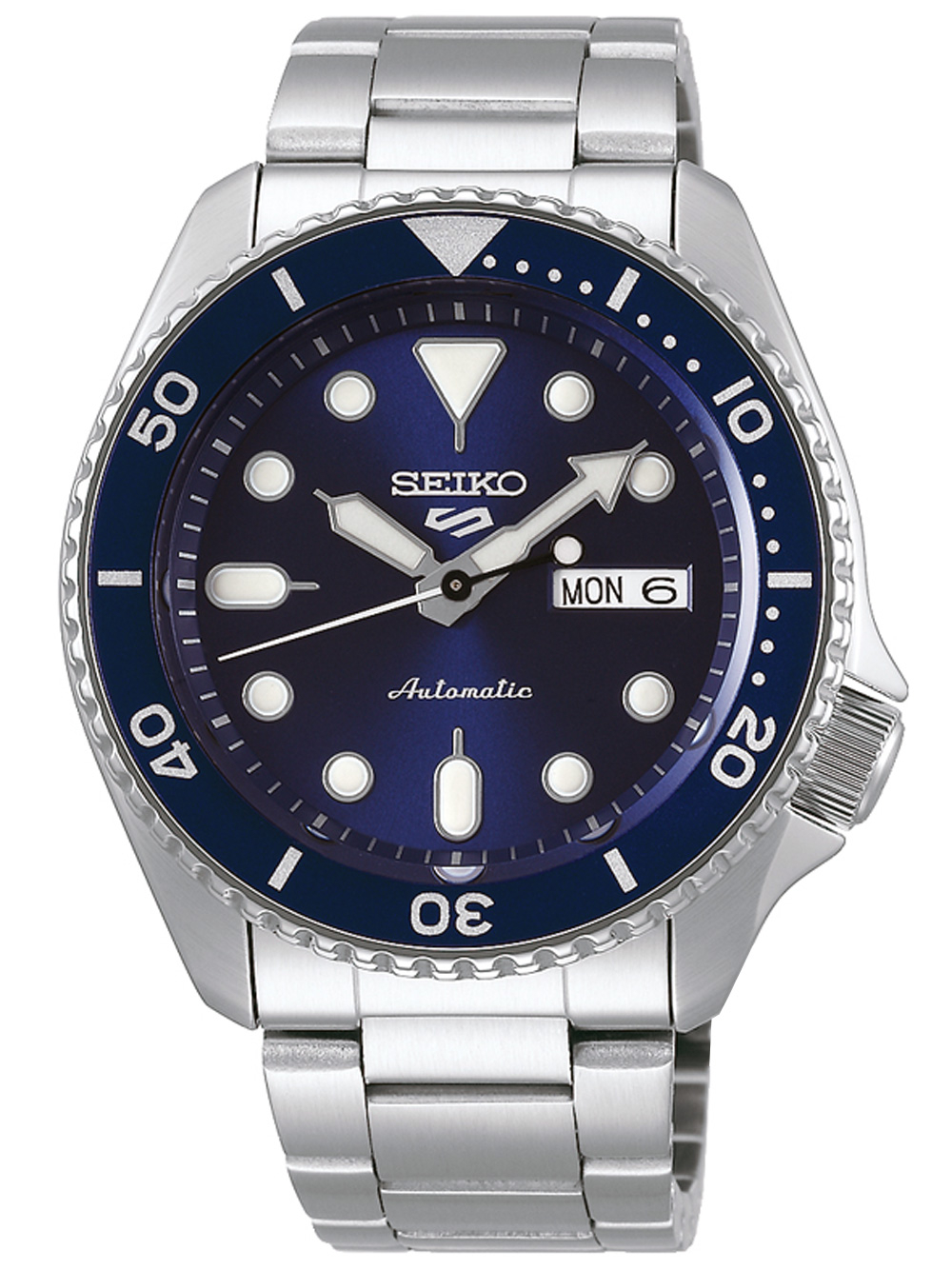 Seiko SRPD51K1 5 Sports Automatik Diver 43mm 10ATM   Uhren > Automatikuhren   Seiko