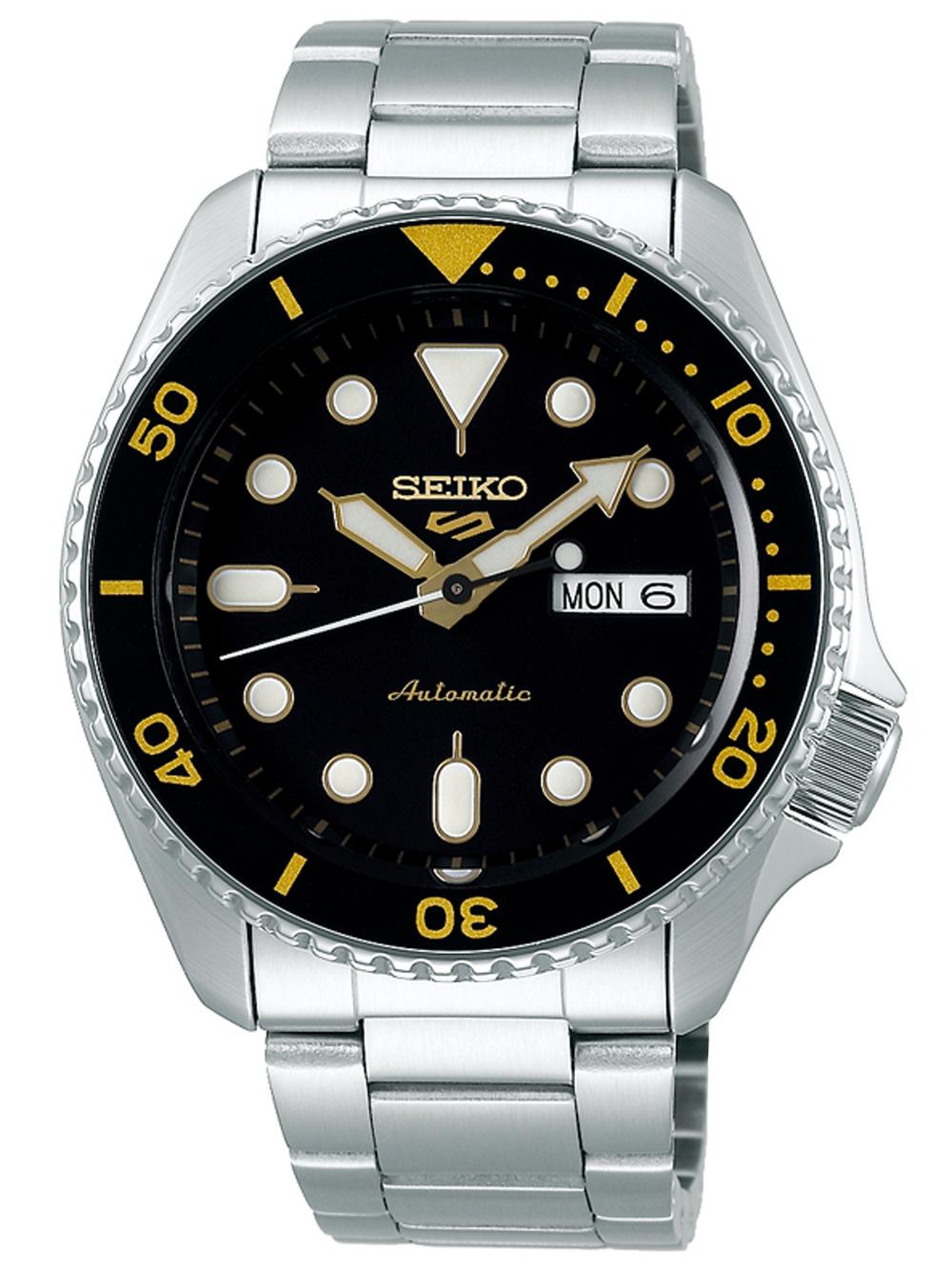 Seiko SRPD57K1 5 Sports Automatik Diver 43mm 10ATM   Uhren > Automatikuhren   Seiko