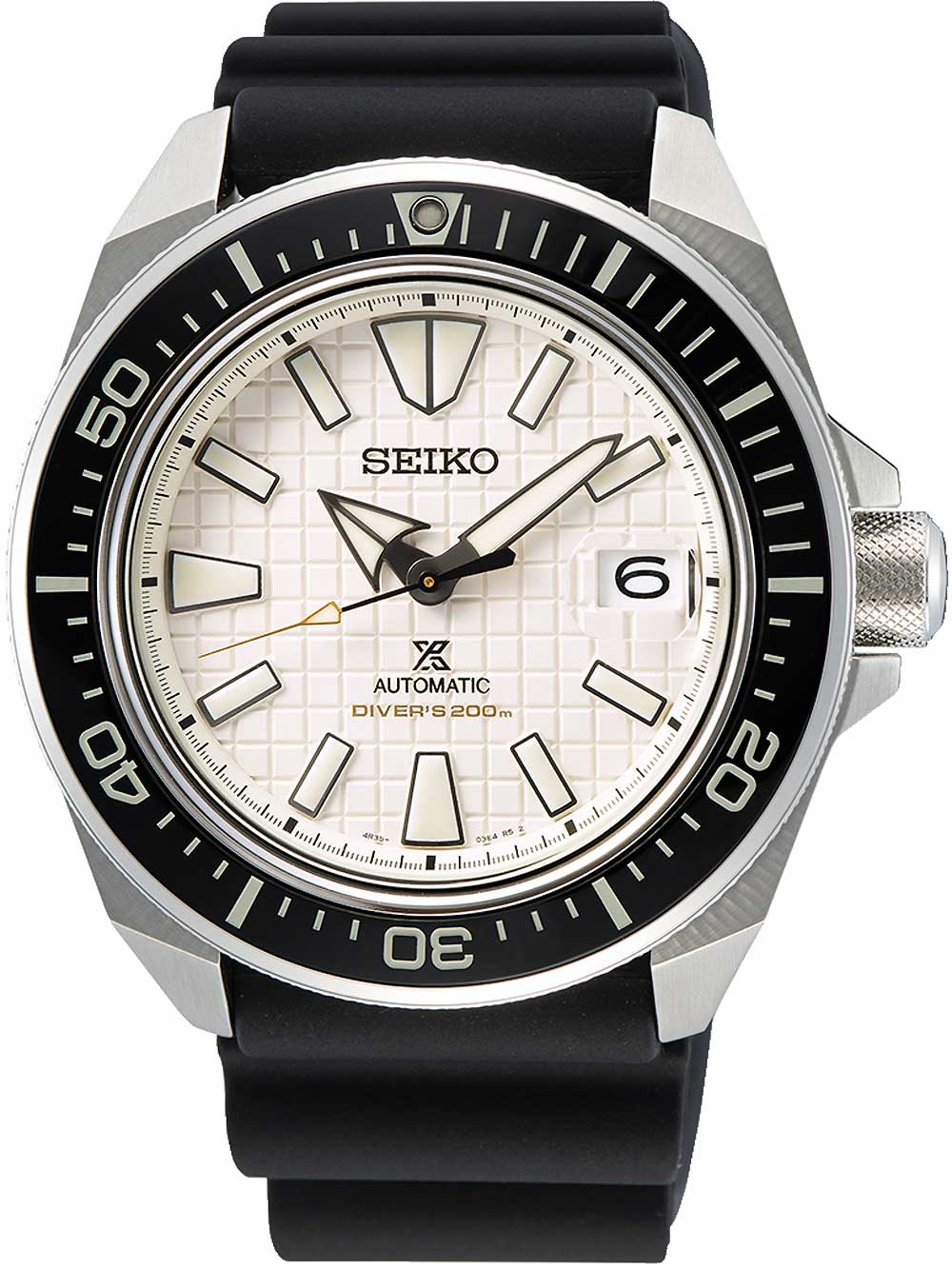 Seiko SRPE37K1 Prospex Automatik Diver 44mm 20ATM