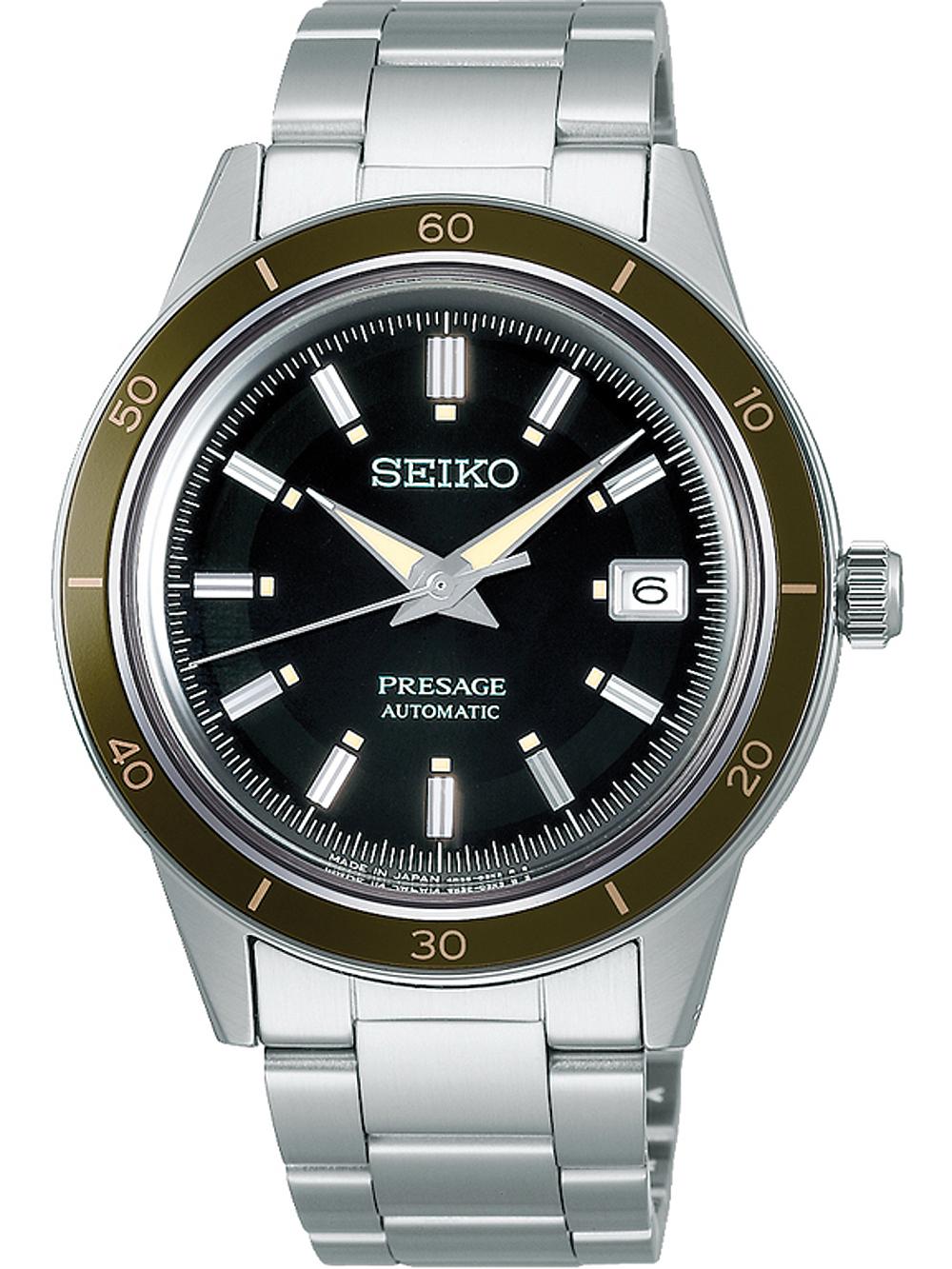 Seiko SRPG07J1 Presage Automatik 41mm 5ATM