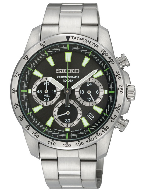 Seiko Sport SSB027P1 Herren Chronograph
