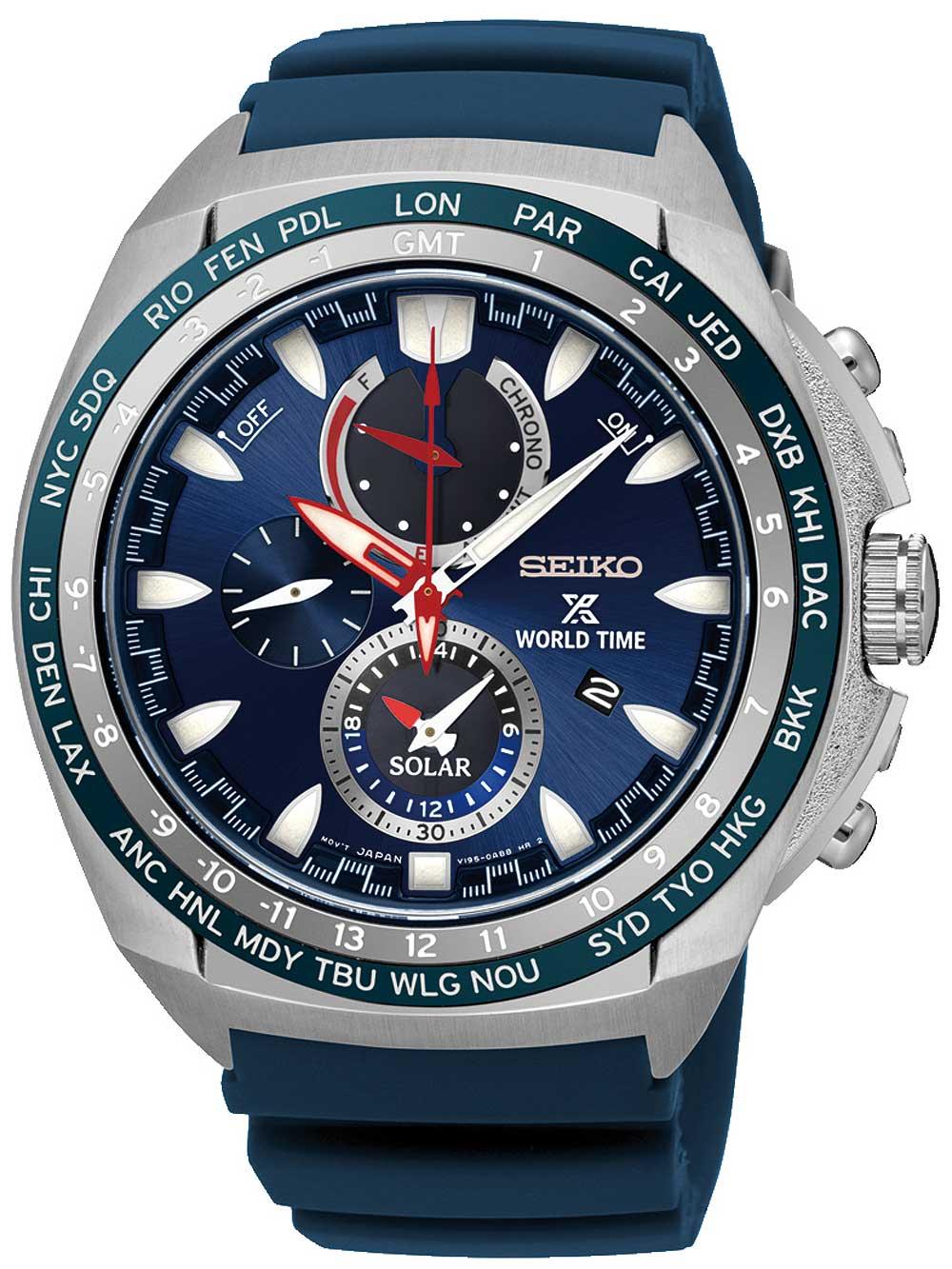 Seiko SSC489P1 Prospex Sea Chronograph Herren 45mm 10ATM   Uhren > Chronographen   Seiko