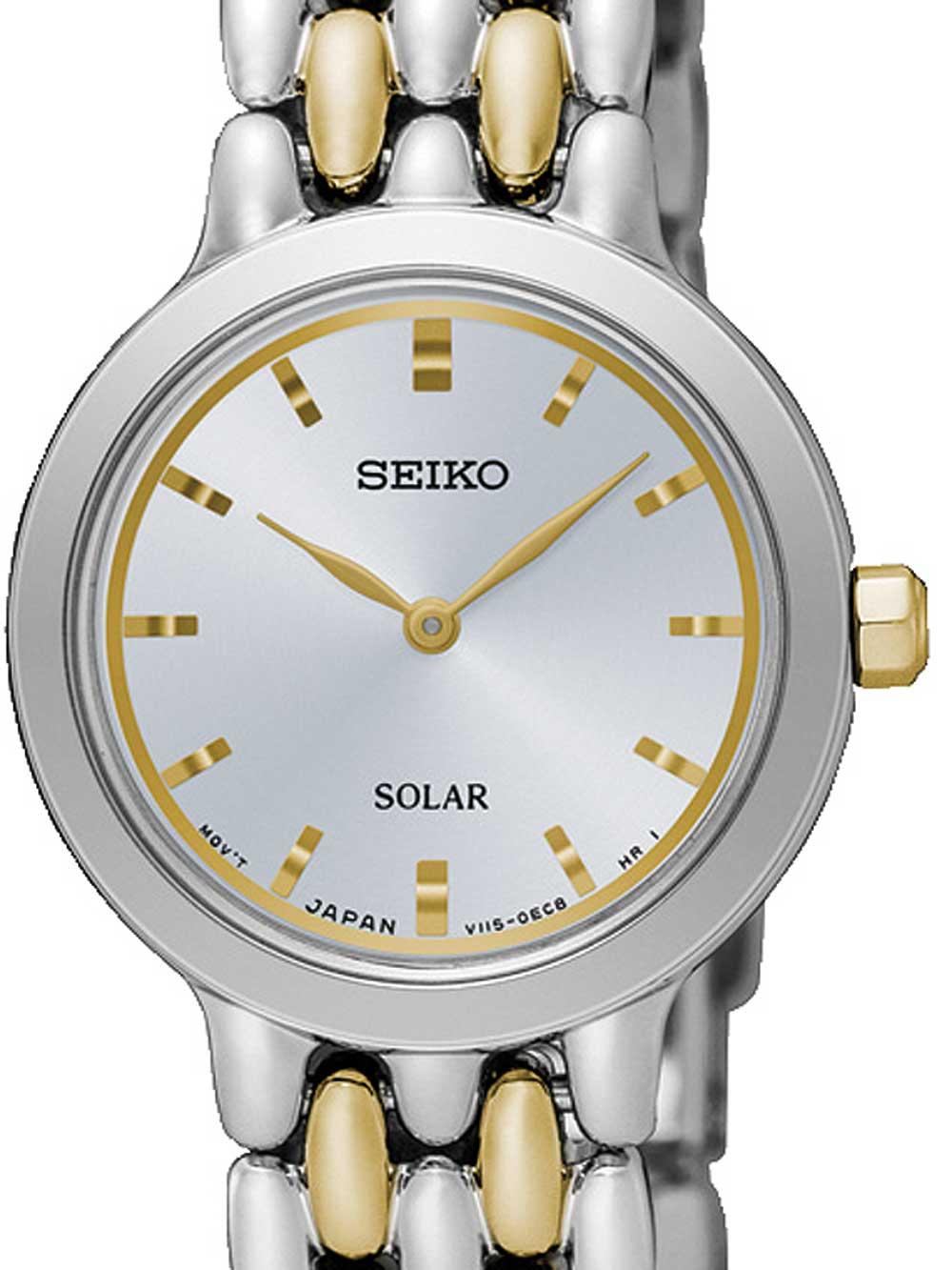 Seiko SUP349P1 Solar Damen 23mm 3ATM