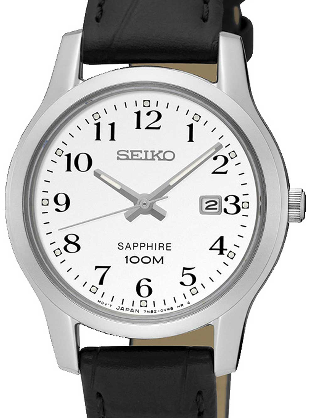 Seiko SXDG91P1 Damenuhr Saphirglas 29mm 10ATM