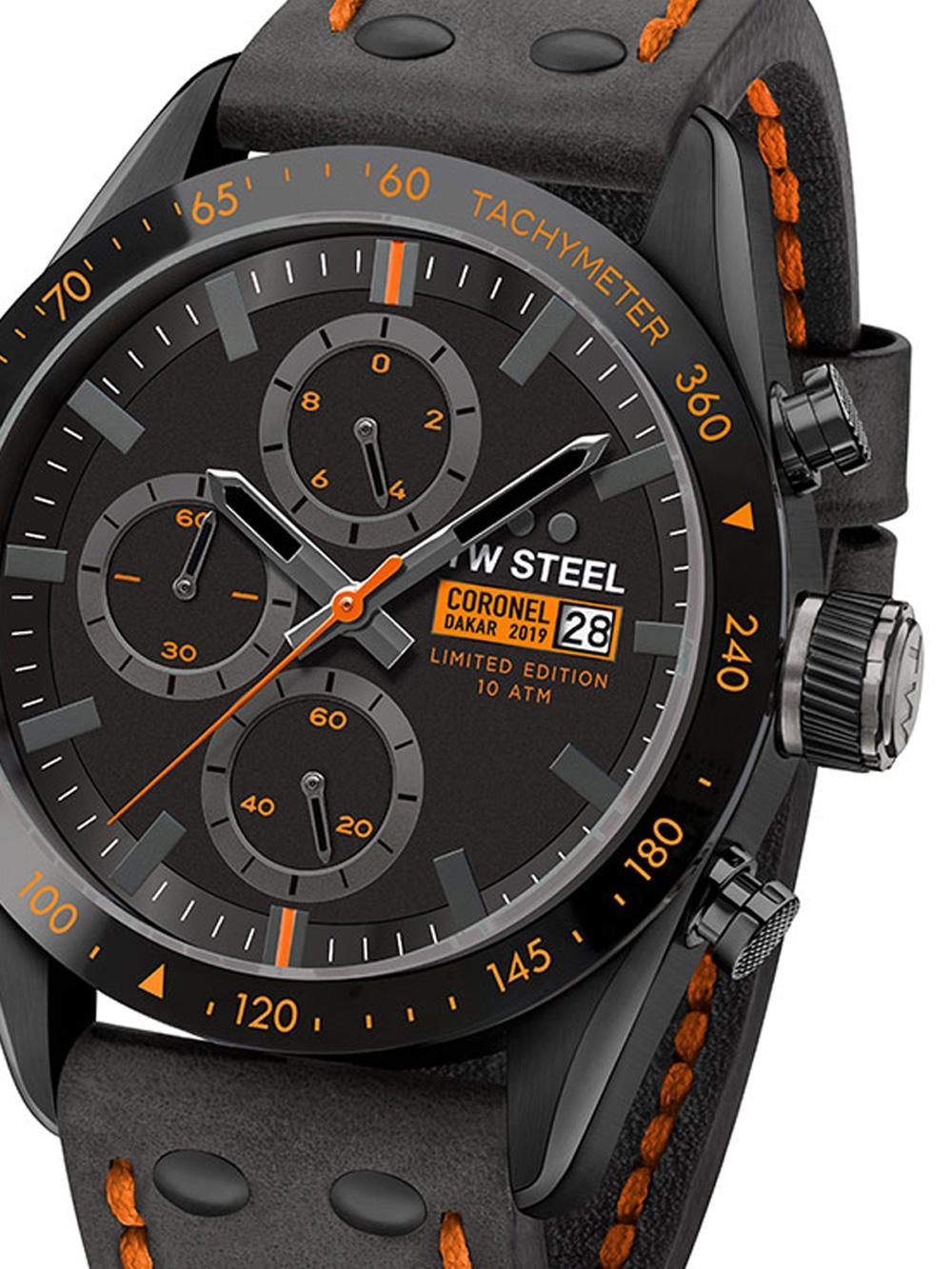 TW996 Dakar Ltd. Chronograph 46mm 10ATM