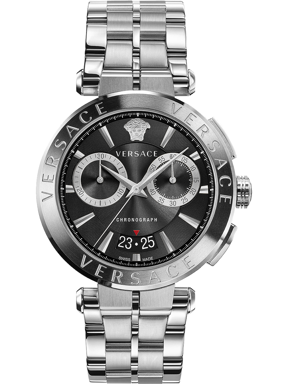 Versace VE1D01520 Aion Chronograph 45mm 5ATM