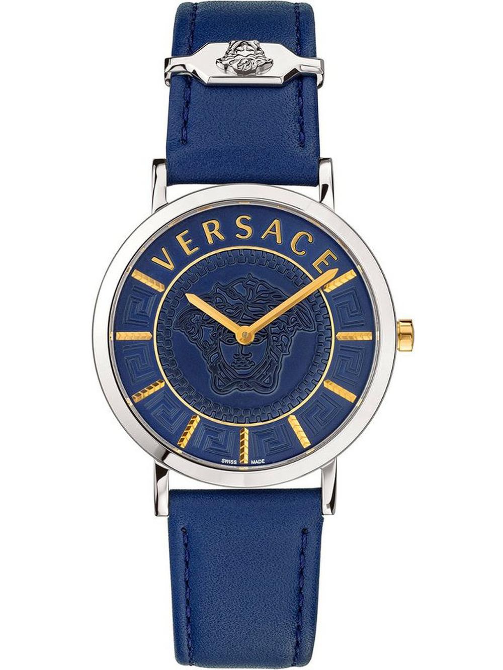 Versace VEK400121 V-Essential Damen 36mm 5ATM