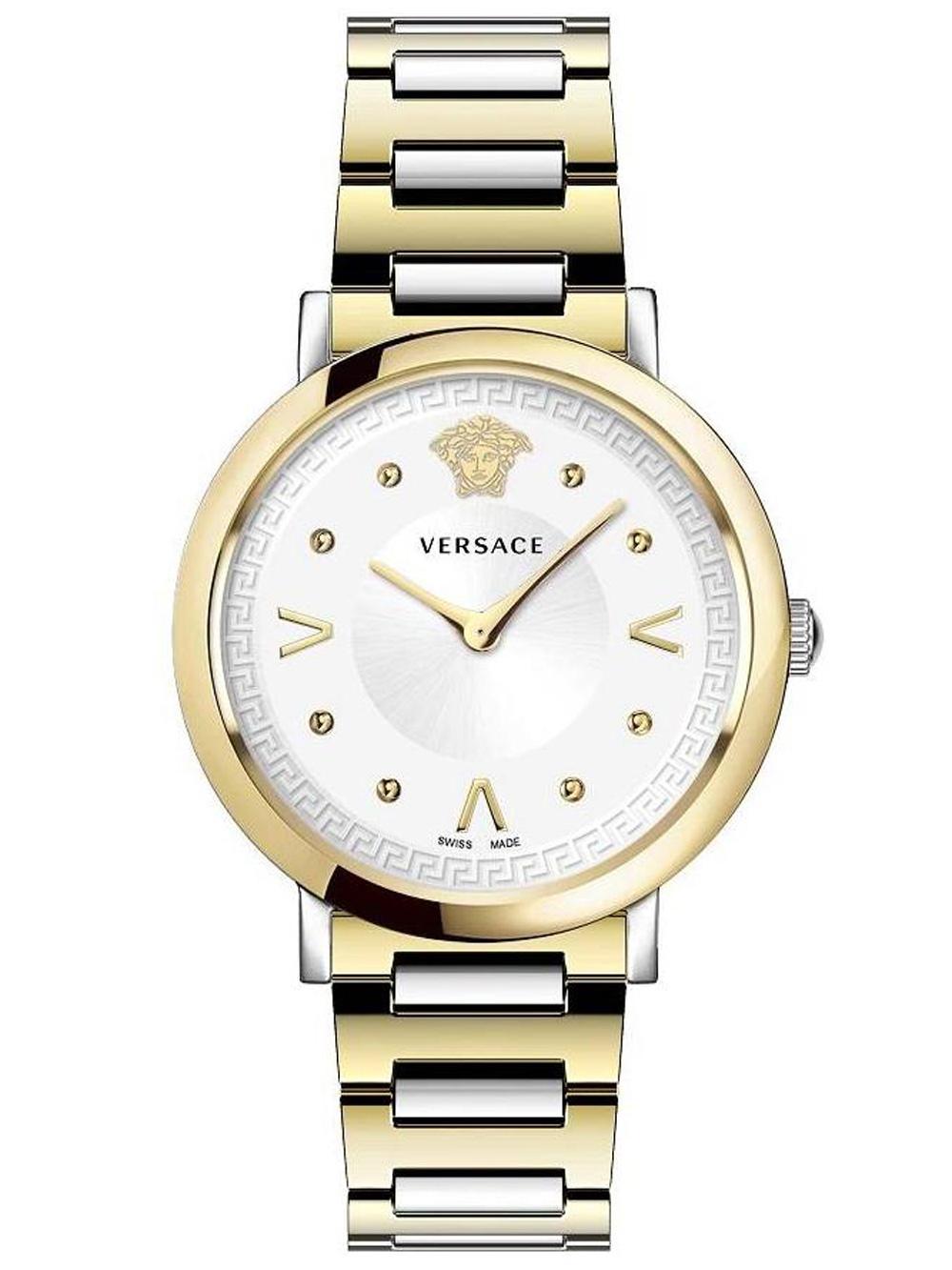 Uhren - Versace VEVD00519 Pop Chic Damen 36mm 5ATM  - Onlineshop Timeshop24