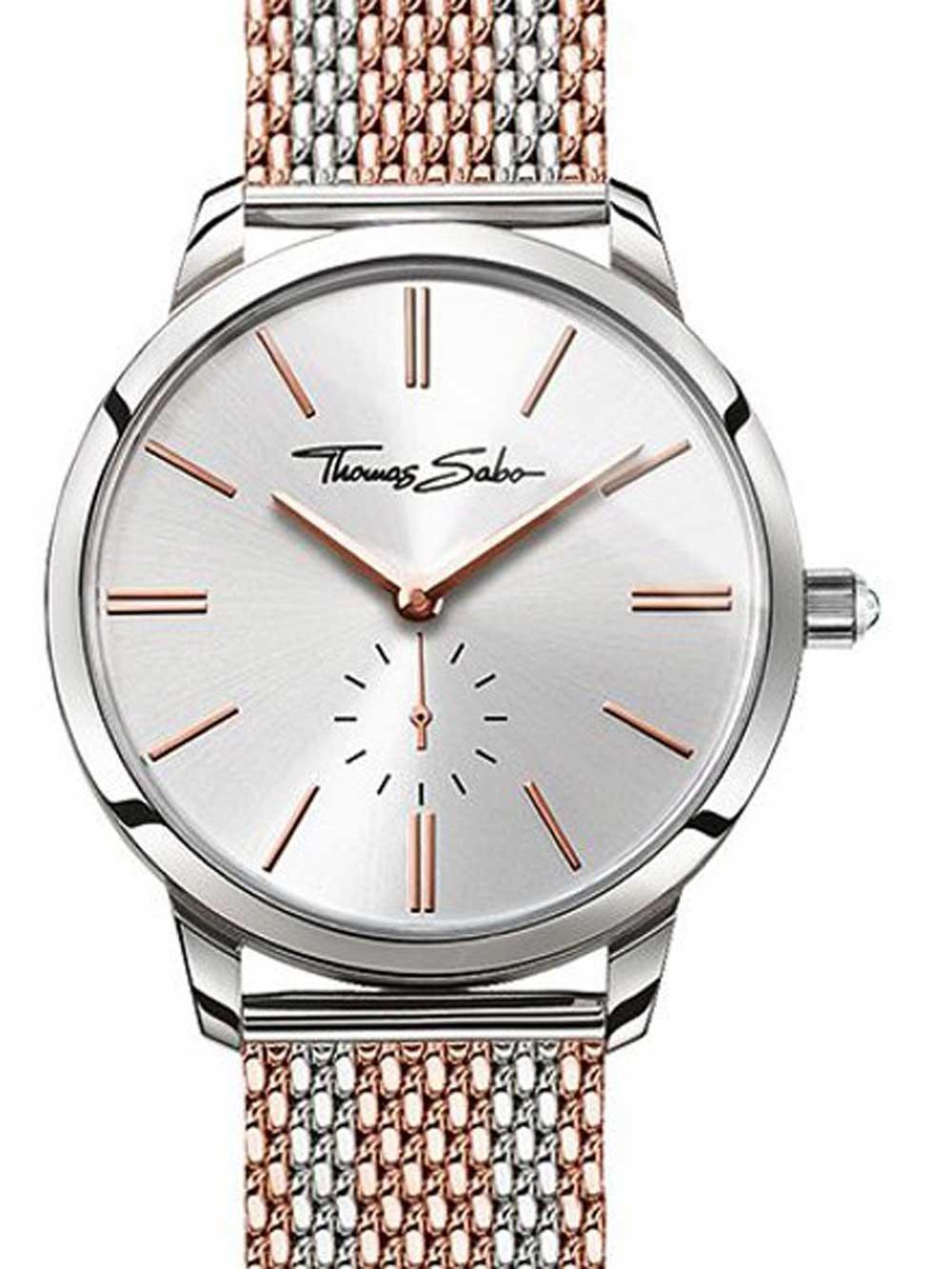 Thomas Sabo WA0273-283-201 Glam Spirit Damen 33mm 5ATM