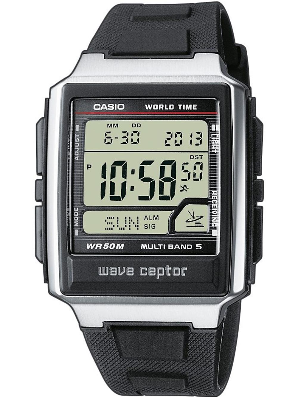 Casio WV-59E-1AVEG Funkuhr Digital Herren 48mm 5ATM