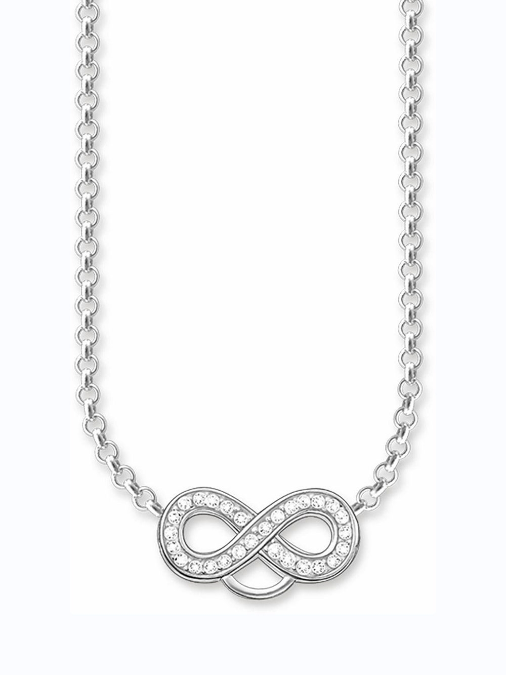 Thomas Sabo Halskette X0205-051-14 925er m. Anhänger Infinity 38-44cm