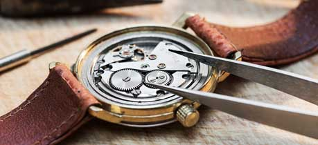Uhren Reparatur & Service