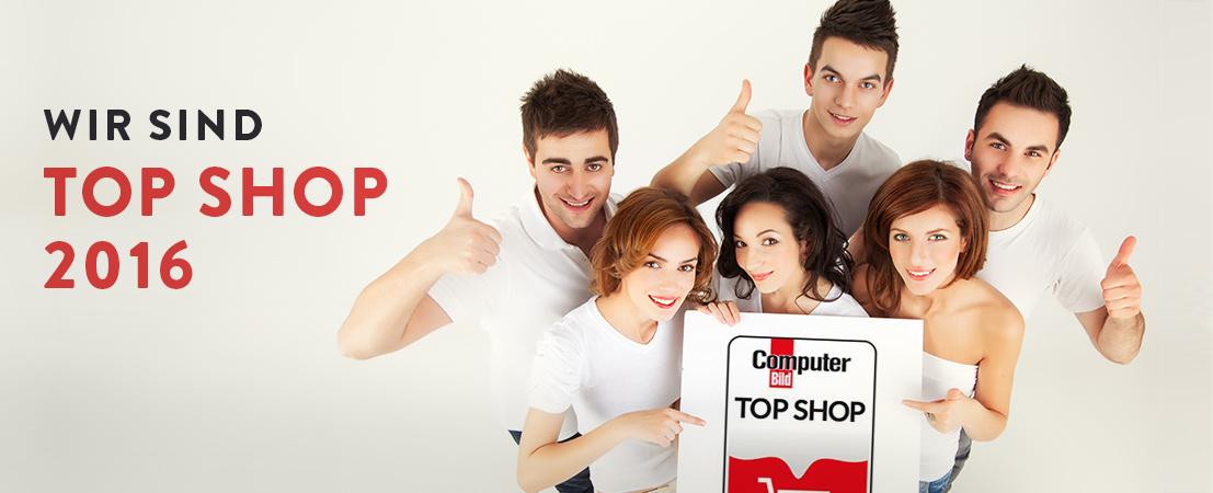 Top Shop Bild