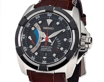 Seiko Kinetic watches