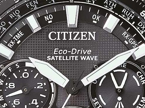 Ecodrive watches