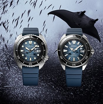 Seiko Prospex - High performance watches for athletes